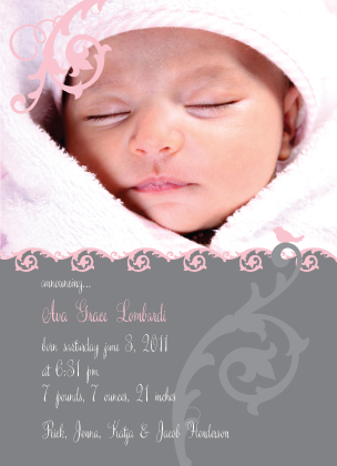 baby-girl-birth-announcement