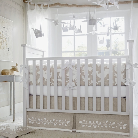 Invite delight a shift toward gender neutral baby for Serena and lily baby girl bedding