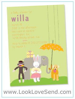 Baby Shower Online Invitations