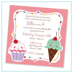 ... birthday party is to create birthday invitations that are original and