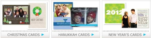 holiday cards, christmas cards, hanukkah cards, new year's cards
