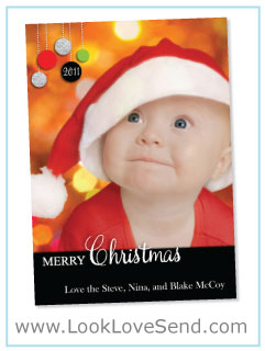 Make Christmas Photo Cards