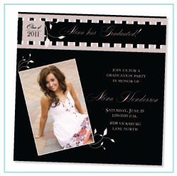 Make Graduation Invitations Online | LookLoveSend.com