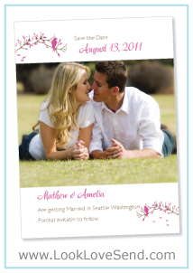 Easy To Order Wedding Invitations Online from LookLoveSend