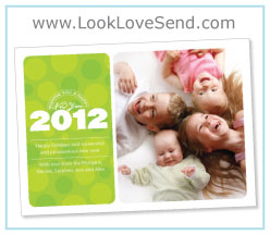 Personalized Holiday Greeting Cards