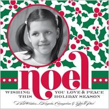 Christmas Cards - noel