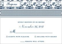 Response Card - the hamilton