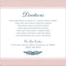 Direction - the hamilton