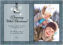 Christmas Cards - ice skates