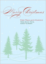 Christmas Cards - winter wonderland