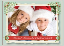 Christmas Cards - pretty as a picture