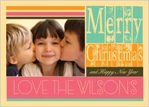 Christmas Cards - christmas fonts frame
