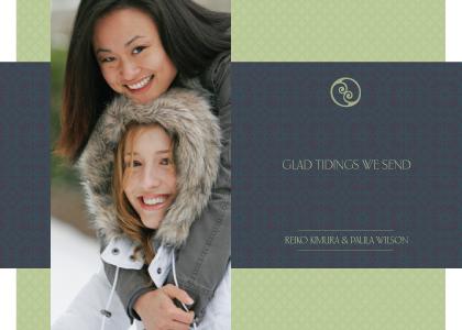 Christmas Cards - Glad Tidings