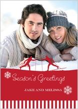Holiday Cards - holiday ski