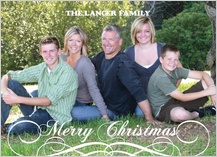 Christmas Cards - white christmas