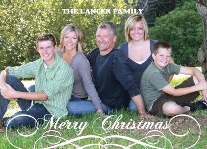 Christmas Cards - White Christmas