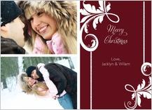Christmas Cards - christmas vines