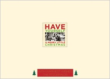 Christmas Cards - a merry little christmas