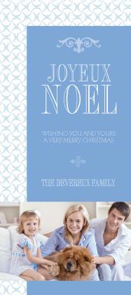 Christmas Cards - Joyeux Noel
