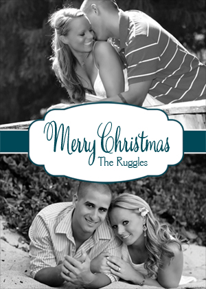 Christmas Cards - Bliss