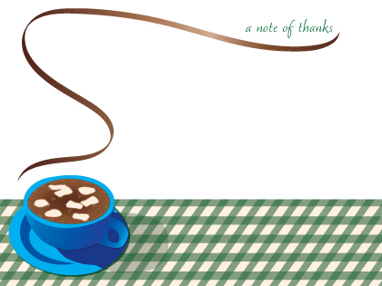 Thank You - Hot Cocoa