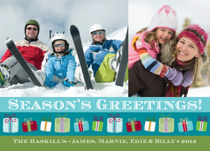 Christmas Cards - A Gift For You