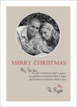 Christmas Cards - hope