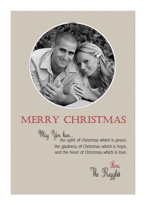Christmas Cards - Hope