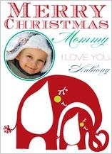 Christmas Cards - merry christmas mommy