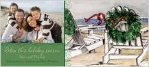 Holiday Cards - beach holiday