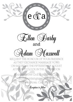 Wedding Invitation - Wedding Invitation