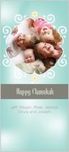 Hanukkah Cards - chanukah light