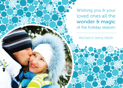 Holiday Cards - Wonder & Magic