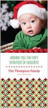 Christmas Cards - bright & merry