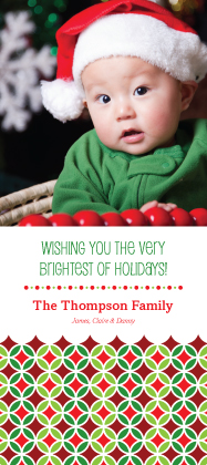 Holiday Cards - Bright & Merry