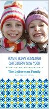 Hanukkah Cards - bright & happy