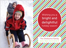 Holiday Cards - joy & laughter