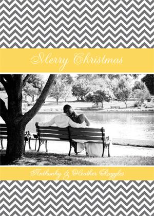 Christmas Cards - A little dash of Christmas