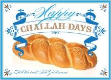Hanukkah Cards - challah-days