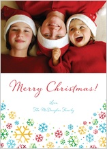 Christmas Cards - let it snow