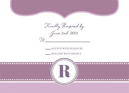 Response Card - Beautiful