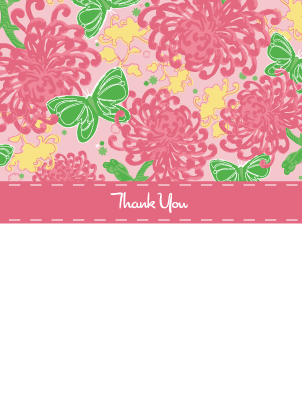 Thank You - Preppy Thanks