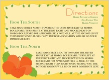 Direction - hibiscus