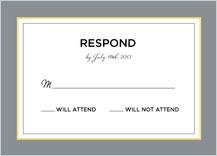 Response Card - ikat