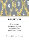Reception Card