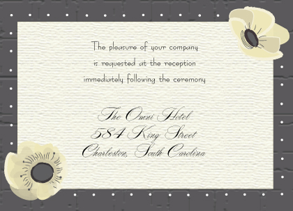 wedding words for card Minimfagencyco