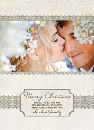 Christmas Cards - Irresistible