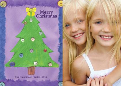 Christmas Cards - O Christmas Tree