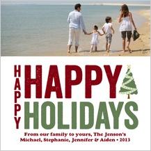 Christmas Cards - family christmas