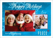 Holiday Cards - peace